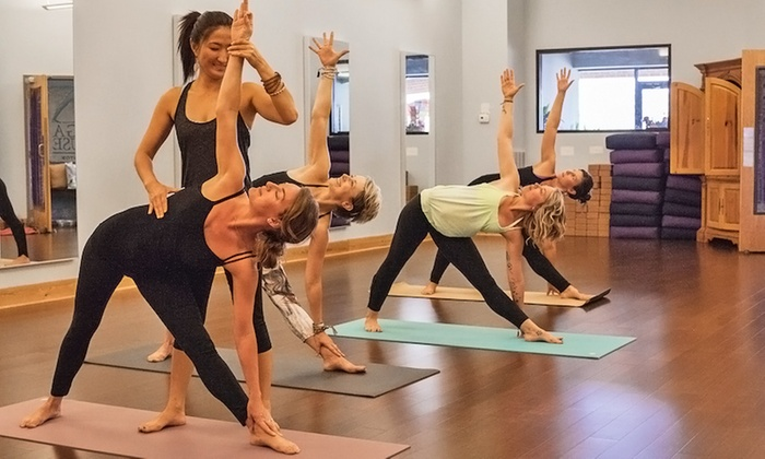 The Yoga House of Charleston - Charleston: 10 Yoga Classes or One Month of Unlimited Yoga Classes at The Yoga House of Charleston (Up to 53% Off)