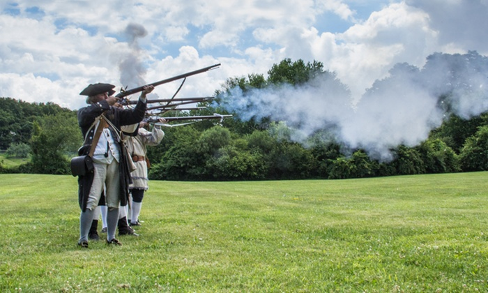 Old Bethpage Village Restoration Museum, Garvies Point Museum and Preserve, and Tackapausha Museum and Preserve - Multiple Locations: Museum and Historic Grounds Admission for 2, 4, or 6 or 8 at Nassau County Museums (Up to 50% Off). 5 Options.