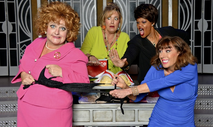 """""""Menopause The Musical"""" - Harrah's Showroom at Harrah's Las Vegas: """"Menopause the Musical"""" at Harrah's Cabaret, with Shows through December 31, 2017 (Up to 35% Off)"""
