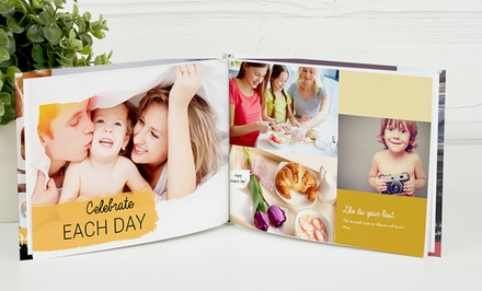 Custom 40 Page Photobooks from Photobook Canada from $5.99–$29.99