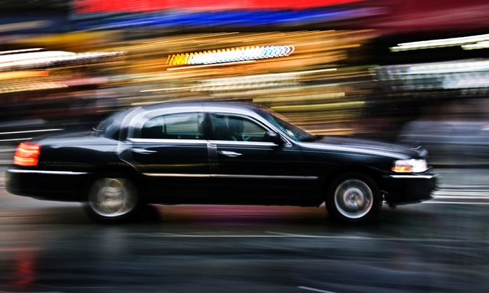Airport Transportation Tampa - Tampa Bay Area: $150 for Three Hours of Town-Car or Sedan Service for Up to Three from Airport Transportation Tampa ($300 Value)