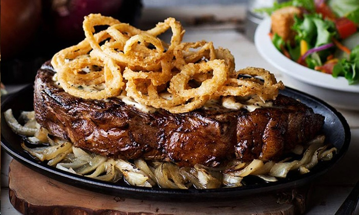 Logan's Roadhouse - Bakersfield - Riviera/Westchester: $17 for $25 Worth of Southern-Style Steak-House Cuisine for Two or More at Logan's Roadhouse