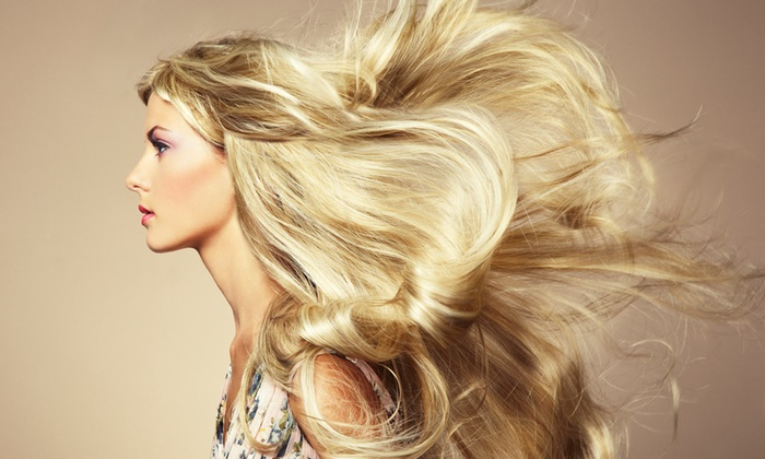 Turn the Heads Hair Salon - Pretoria: Wash, Cut and Blow Dry Plus a Treatment and Highlights From R112 at Turn the Heads Hair Salon (Up To 68% Off)