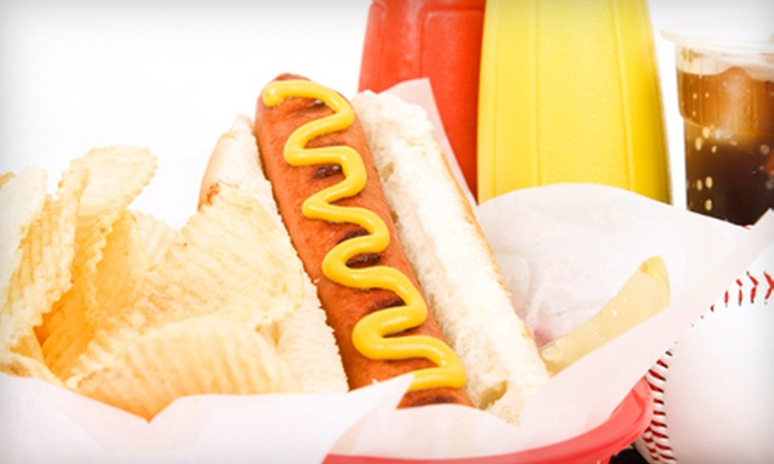 Redemption RoadHouse - Conway: Hot-Dog Combo Meals for Two from HotDog Cart or $5 for $10 Worth of Southern Fare at Redemption RoadHouse in Conway