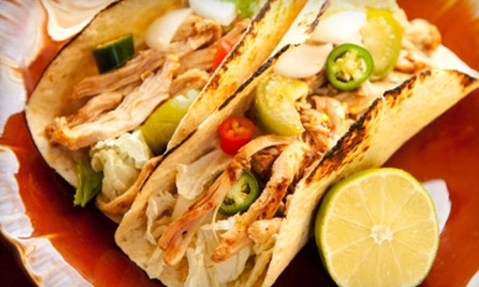 Serrano's Mexican Restaurant - Multiple Locations: $10 for $20 Worth of Fare and Drinks at Serrano's Mexican Restaurant
