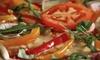 $10 for Italian Fare at Gentile's Pasta & Pizza Cafe in Liverpool