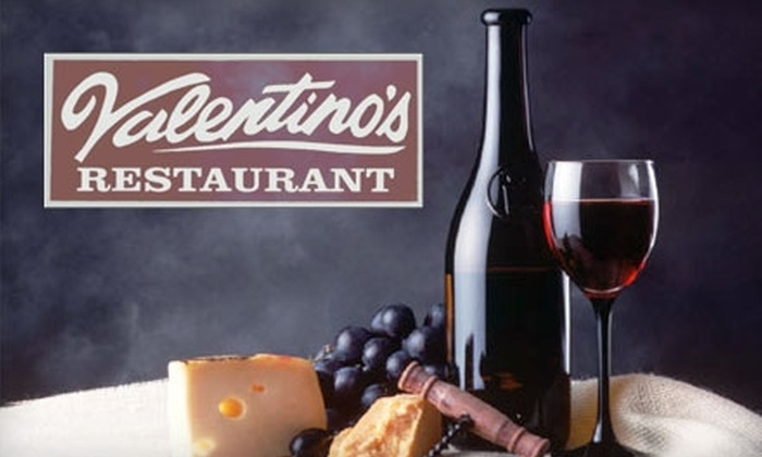 Valentino's - Maxatawny: $10 for $20 Worth of Italian Fare and Drinks at Valentino's in Kutztown