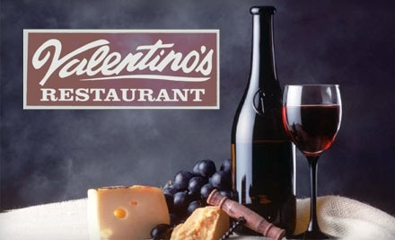 $20 Groupon to Valentino's - Valentino's in Kutztown