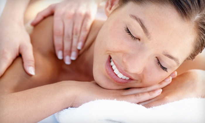The Spa at Kingsmill - Roberts: $65 for a 50-Minute Massage Sampler and Foot Scrub at The Spa at Kingsmill in Williamsburg ($130 Value)