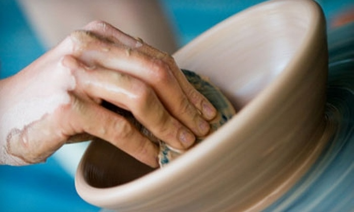 The ClayGround Studio & Gallery - Savage - Guilford: $20 for Ceramics Class at The ClayGround Studio & Gallery ($40 Value) in Savage