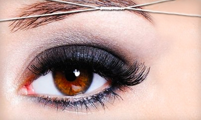 Wow Brows! - Durham: Eyebrow or Full-Face Threading at Wow Brows! in Durham (Up to 51% Off)