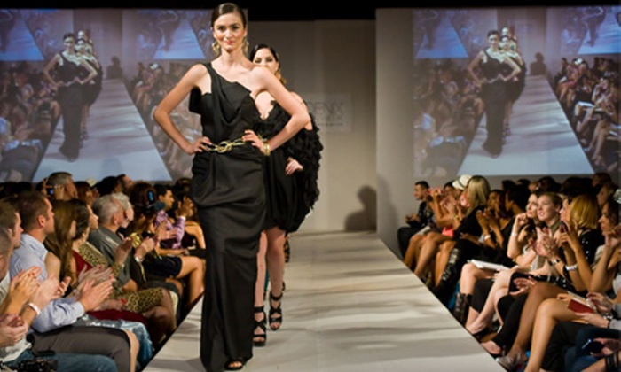 Phoenix Fashion Week - Scottsdale: Fashion-Show Outing for Two or Four to Phoenix Fashion Week on October 6, 7, or 8 in Scottsdale