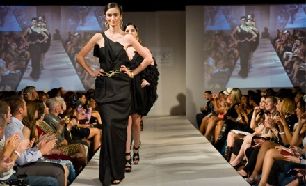 Phoenix Fashion Week on Thu., Oct. 6: 2 Tickets (a $50 value) - Phoenix Fashion Week in Scottsdale