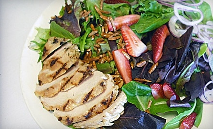 Bayside Grille: $20 Groupon for Lunch on Mon.-Fri. 11AM-3PM - Bayside Grille in Excelsior