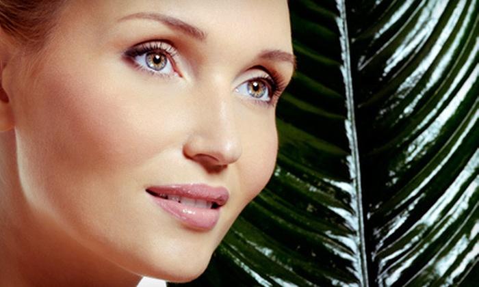 Beauty Garden Salon & Spa - Valley Oak: European Facial or Beauty Garden Organic Facial at Beauty Garden Salon & Spa (Up to 55% Off)