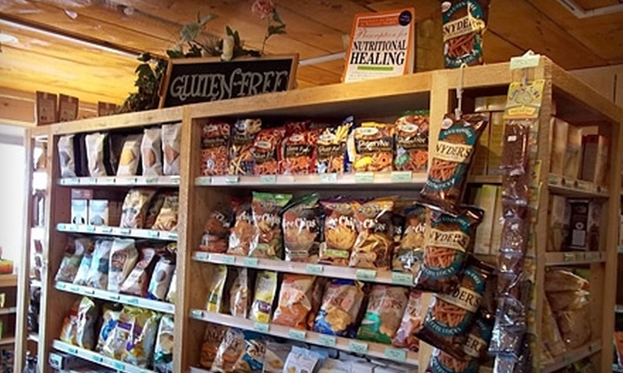 Naturally Soergel's - Franklin Park: $10 for $20 worth of Natural, Allergen-Free Groceries at Naturally Soergel's in Wexford