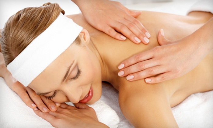 Dolce Vida Medical Spa - Multiple Locations: $134 for a Four-Massage Sampler at Dolce Vida Medical Spa ($269 Value)