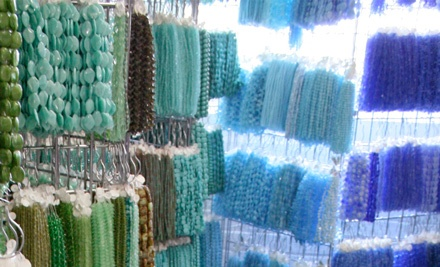 $20 Groupon to Fandangle Bead Store - Fandangle Bead Store in Richmond