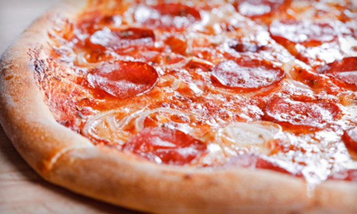 Angelo's Pizza - West Des Moines: $15 for $30 Worth of Pizzeria Fare at Angelo's Pizza in West Des Moines
