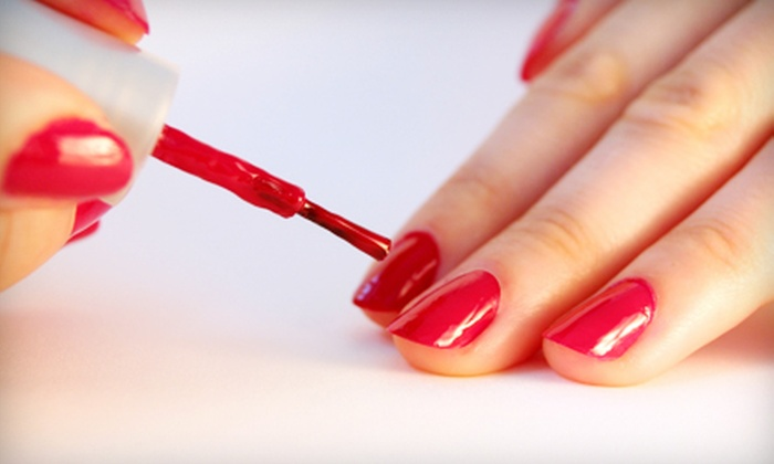 Diva Nail Lounge - Castro: $38 for a Mani-Pedi Package at Diva Nail Lounge ($80 Value)