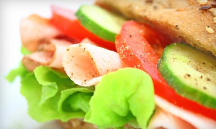 Rick's deliCafé - South Meadows: $7 for $15 Worth of Deli Fare or $50 for $100 Worth of Catering at Rick's deliCafe