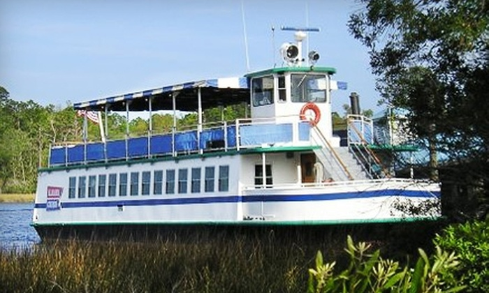 Alabama Cruises at Bellingrath Gardens and Home - Theodore: $49 for a Dinner Cruise for Two from Alabama Cruises at Bellingrath Gardens and Home in Theodore ($98 Value)