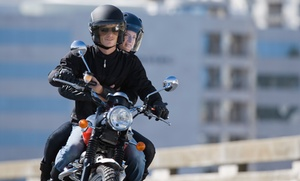 Lone Star Bikers: Basic RiderCourse Motorcycle Certification on Weekdays or the Weekend at Lone STAR Bikers (Up to 32% Off)
