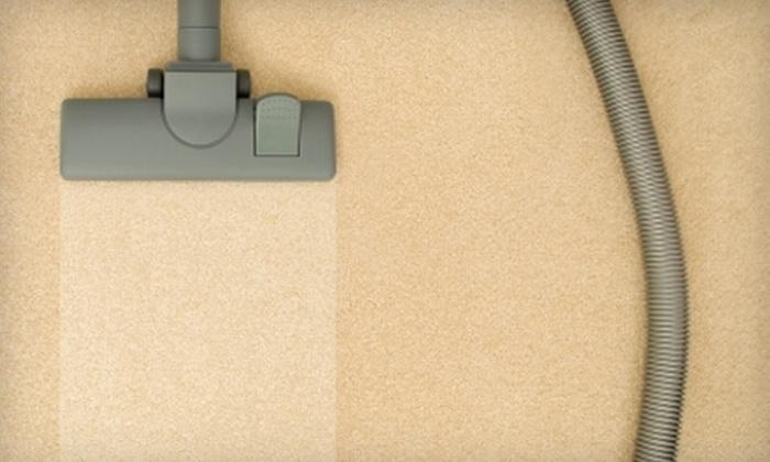 Case Cleaning & Restoration Co. - Nashville-Davidson metropolitan government (balance): $45 for Two Rooms Worth of Carpet Cleaning from Case Cleaning & Restoration Co.