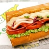 Subway – Up to 45% Off Meals for Two