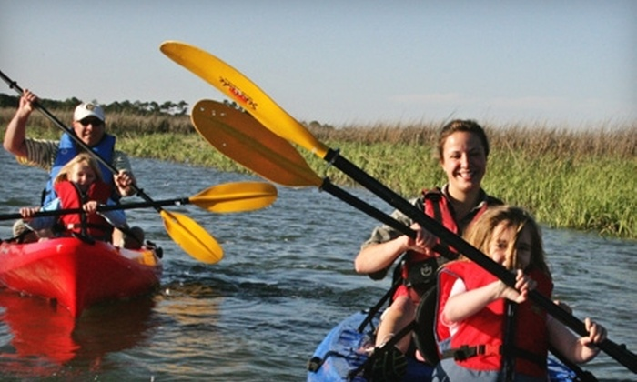 Kiawah Island Golf Resort - Kiawah Island: $25 for a Guided Tour (Up to $55 Value) or a Two-Hour Tandem Kayak Rental ($60 Value) from Kiawah Island Golf Resort