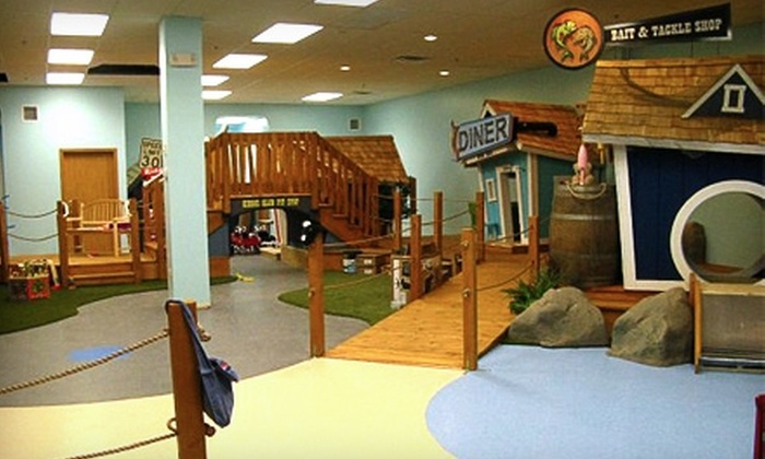Kiddie Klub Lane - Lombard: $4 for One Admission ($9 Value) or $17 for a Five-Visit Punch Card ($35 Value) to Kiddie Klub Lane in Lombard