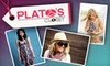 Plato's Closet - Multiple Locations: $15 for $30 Worth of Gently Used Apparel and Accessories at Plato's Closet. Choose Between Four Locations.