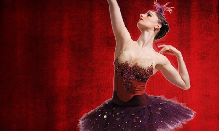 """""""Svengali"""" presented by Canada's Royal Winnipeg Ballet - Downtown Vancouver: One Ticket to See """"Svengali"""" by The Royal Winnipeg Ballet at The Centre for the Performing Arts on April 20, 21, or 22"""