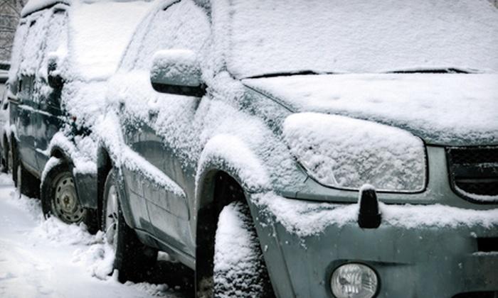 Family Auto Service - Baldwin: Winterizing Service for One or Two Vehicles at Family Auto Service in Baldwin (Up to 54% Off)