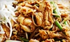 Up to 58% Off Dinner at Thai Cafe in Wake Forest