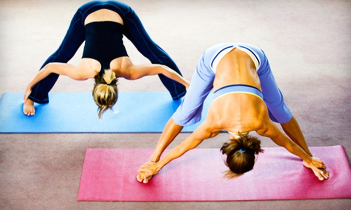 YogaBody Powerflow - Chino Hills: 10 Yoga Classes or One Month of Unlimited Yoga Classes at YogaBody Powerflow in Chino Hills (Up to 79% Off)
