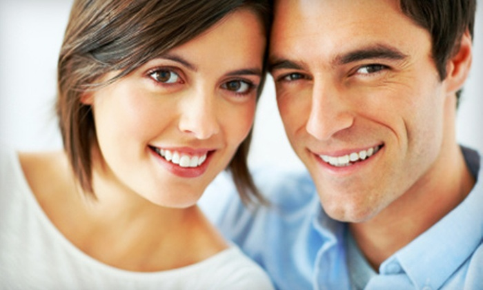 Boyd Thornton Dental - Belleau Woods: $179 for Cleaning and Zoom! Teeth-Whitening Session at Boyd Thornton Dental ($701 Value)