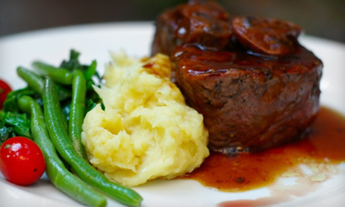 Ariana Restaurant - Central San Diego: Bistro Dinner for Two or $12 for $25 Worth of Bistro Fare at Ariana Restaurant