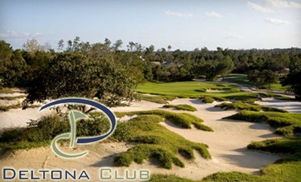 The Deltona Club: WEEKEND Golf Package - Deltona Club in Deltona