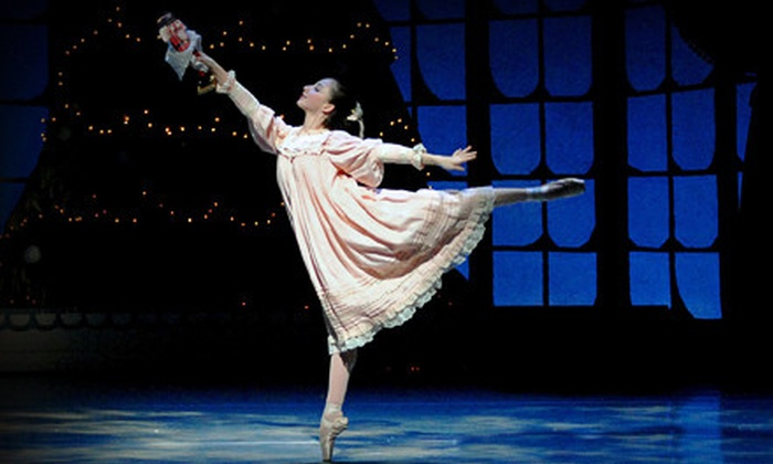 """The Nutcracker"" presented by State Theatre - New Brunswick: $20 for One Ticket to See ""The Nutcracker"" at State Theatre in New Brunswick ($45 Value). Four Performances Available."