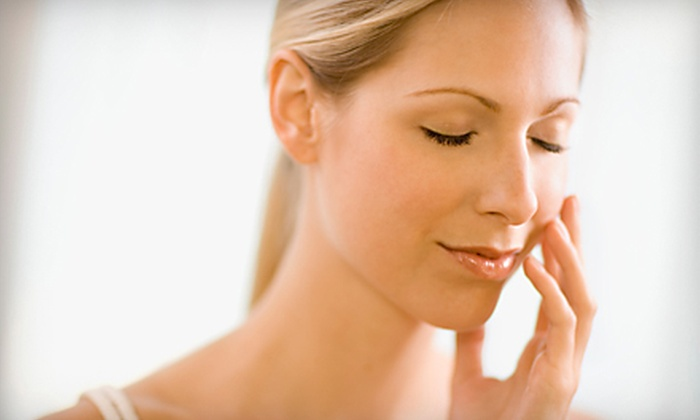 Naturalfill at The Bassin Center for Plastic Surgery - Multiple Locations: $999 for NaturalFill Facial Filler for One Area at The Bassin Center for Plastic Surgery ($2,100 Value)