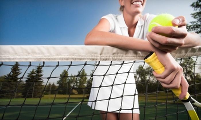 Riverside Badminton & Tennis Club - King George: Five-Day Junior or Adult Loyalty Pass to Riverside Badminton & Tennis Club