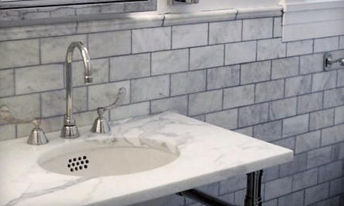 O'Reilly Tile Design-Green Tile Installer - Duboce Triangle: $250 for $500 Toward Tile Work from O'Reilly Tile Design-Green Tile Installer