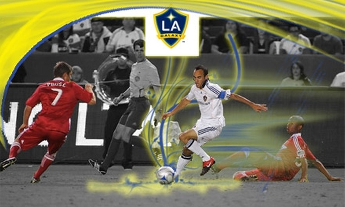 LA Galaxy - Carson: LA Galaxy Playoff Tickets for 11/13/09, 8 p.m., vs. Houston Dynamo. Buy Here for $15 Tickets. See Below for $30 Tickets.