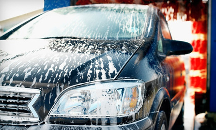 Utah Auto Spa - West Valley City: Two or Five Ultimate Car Washes with Interior Vacuuming at Utah Auto Spa in West Valley City
