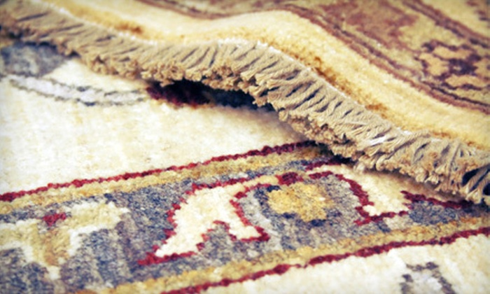 Pande Cameron - South-Lake Union: $49 for $100 Worth of Area-Rug Cleaning from Pande Cameron