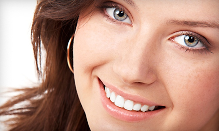 Paces Dentistry - Buckhead: $139 for Zoom! Teeth-Whitening Treatment with Dr. Kadie Tabassian at Paces Dentistry ($595 Value)
