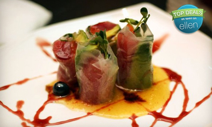 Barracuda Japanese Restaurant - Mountain View: $15 for $30 Worth of Japanese Fare and Drinks at Barracuda Japanese Restaurant in Mountain View