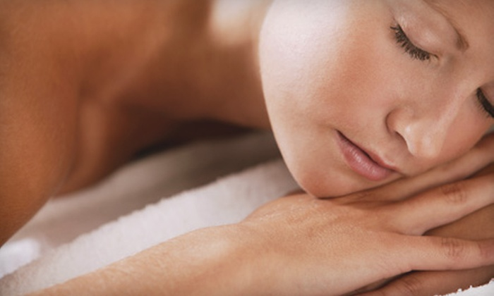 The Massage Center - Historic South Hill: $65 for a One-Hour Facelift Massage at The Massage Center ($130 Value)