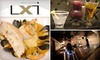 LXi CLOSED - Holliday Hills: $15 for $30 Worth of Upscale Cuisine and Drinks at LXi